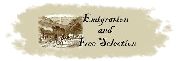 emigration and free selection