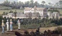 augustus Earle depiction of Parramatta Female Factory