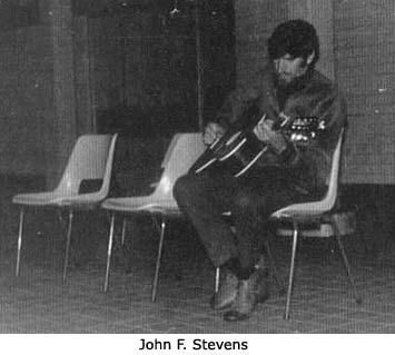 John F Stevens