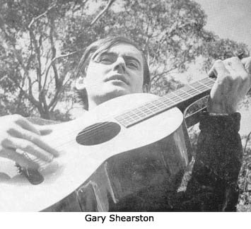 Gary Shearston