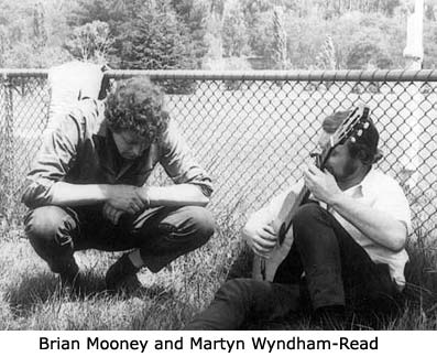 Mooney and Wyndam-Read