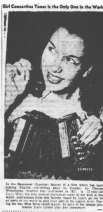 Cairns Post 1949