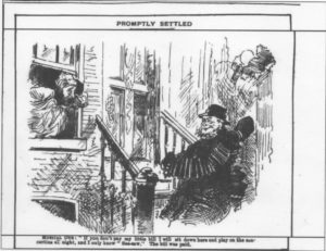 Qld Figaro, 1886