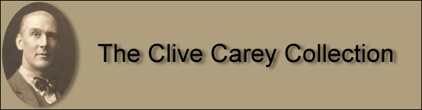 Clive Carey Collection