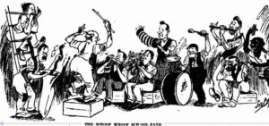 whoop whoop school band n'cle sun feb1923